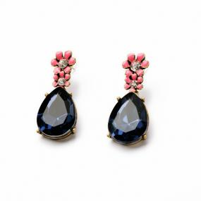 Waterdrop Statement Earrings.....FREE SHIPPING