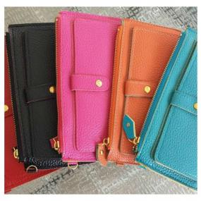 Black Friday Special - Candy Color Vegan Wallet - Free Shipping