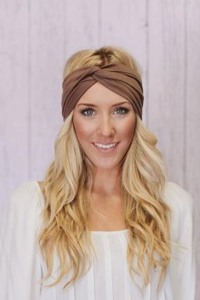 Jersey Hair Wrap in a Variety of Colors- FREE SHIPPING